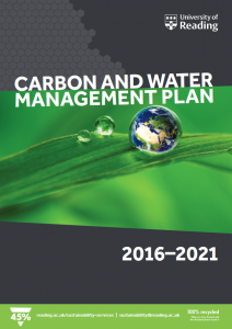 Carbon & Water 2021 Summary
