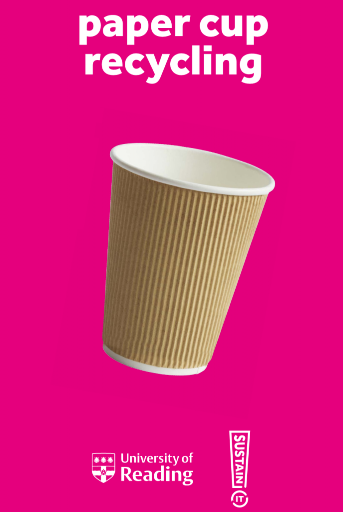 Coffee cup recycling system   Ubuntoo Solutions