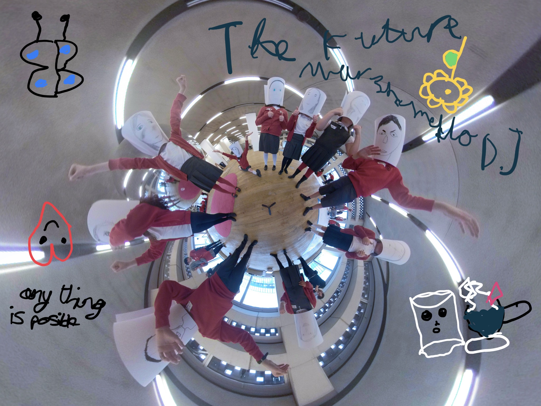 360 degree photograph