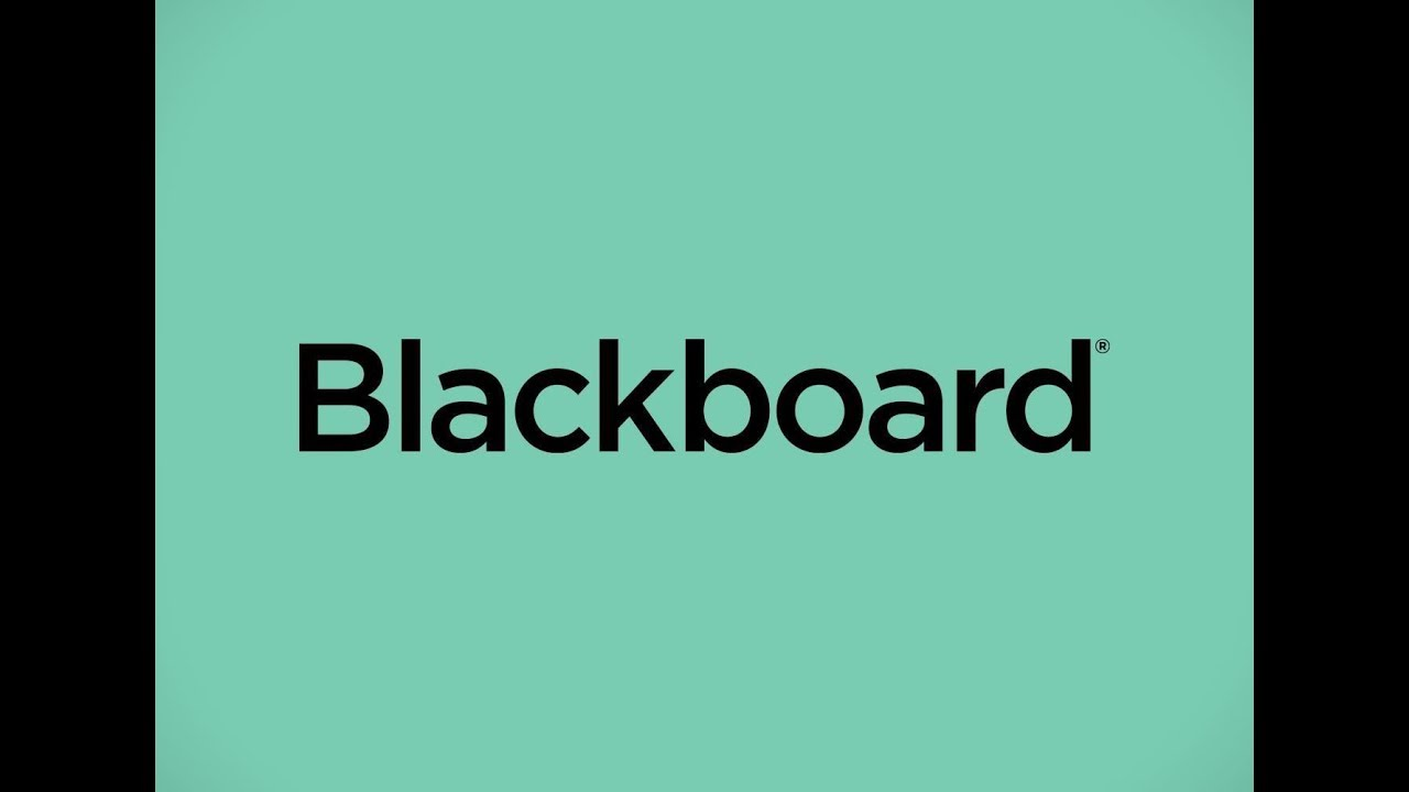 Thumbnail for Blackboard Student Video