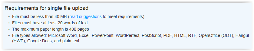 Turnitin: How to submit a Turnitin Assignment - Blackboard